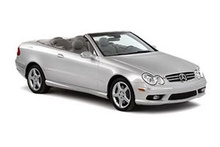 Mercedes-Benz CLK-Сlass Кабриолет (A209)
